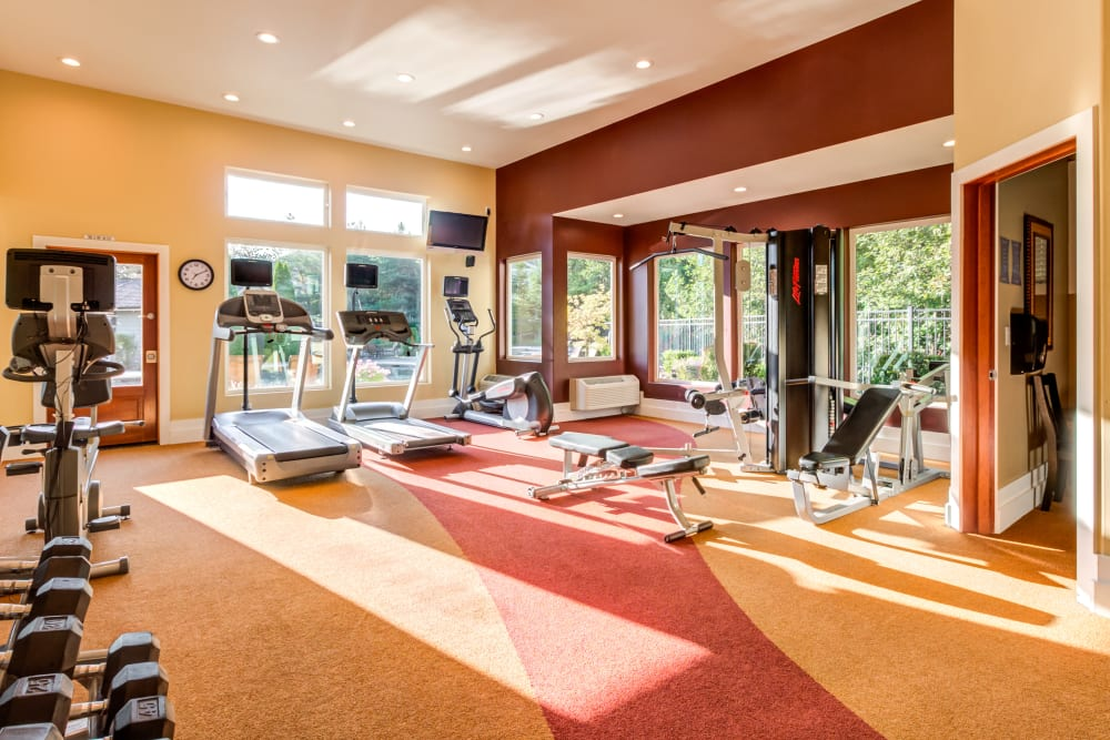 Apartments with a Gym in Puyallup, Washington