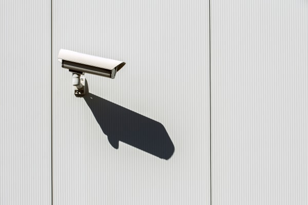 Security cameras at ABC Mini Storage in Washington