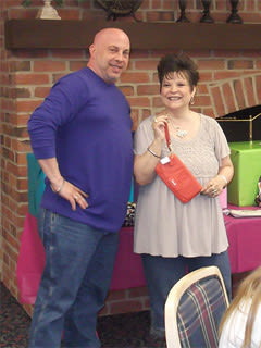 Senior Commons at Powder Mill in York, Pennsylvania Coach™ Purse Bingo raises money for Alzheimer's Association