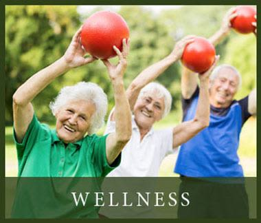 Cottonwood Court offer a wellness in Fresno, California