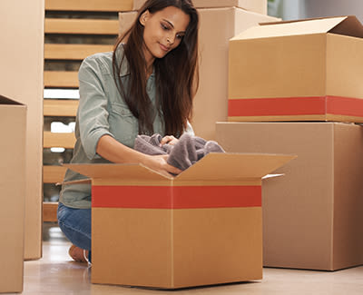 View the storage unit sizes & prices at EZ Storage in Des Moines, Iowa