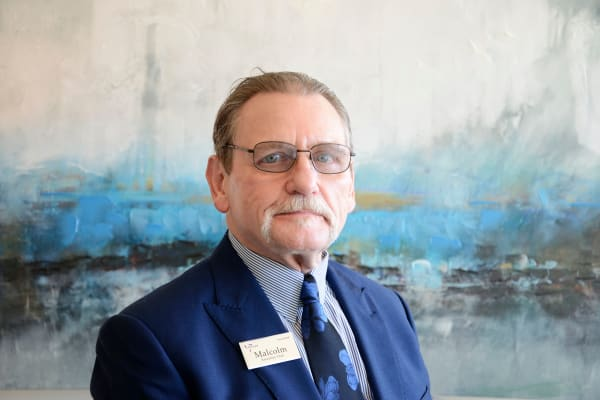 Malcolm H. Leslie - Director of Dining Services
