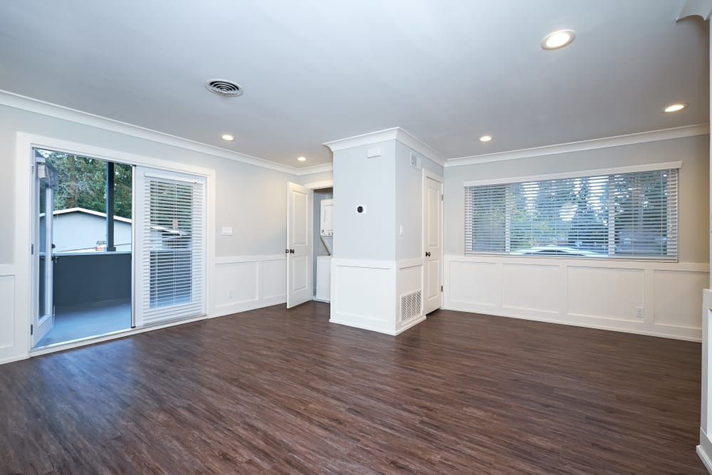 Spacious layout with wood-style flooring at Allure in Alamo, California