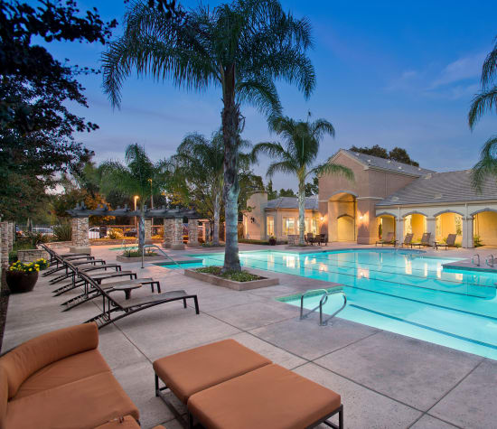 River Oaks Apartment homes, a sister property to Sandpiper Village Apartment Homes in Vacaville, California