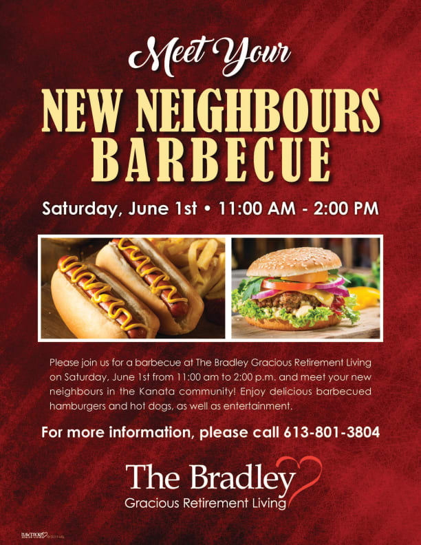 Open event at The Bradley Gracious Retirement Living.