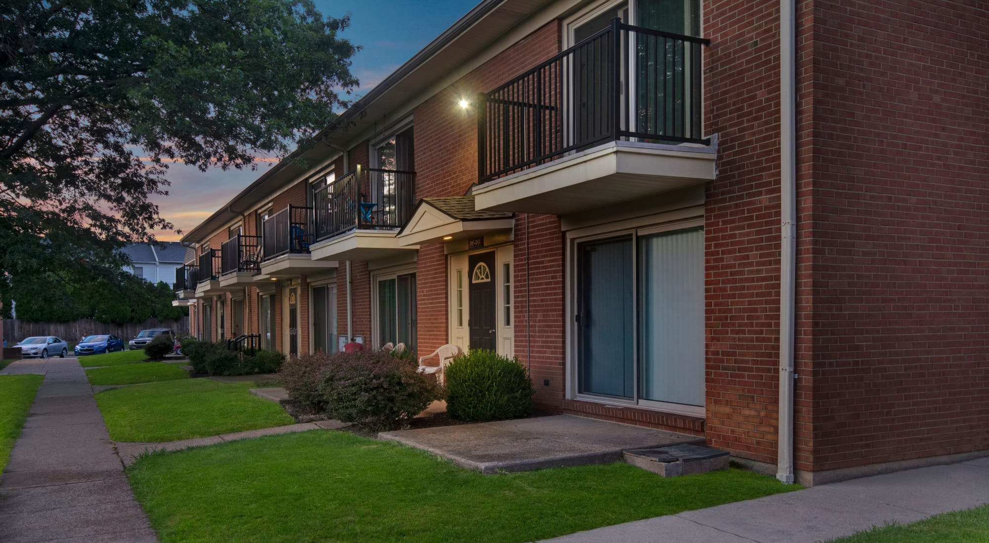 Schedule your tour of New Orleans Park Apartments in Secane, Pennsylvania