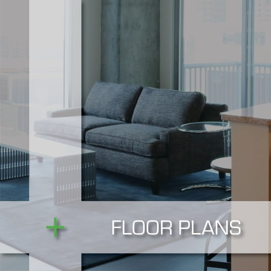 Floor plans available at Catalyst