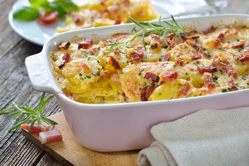 Image of potato casserole