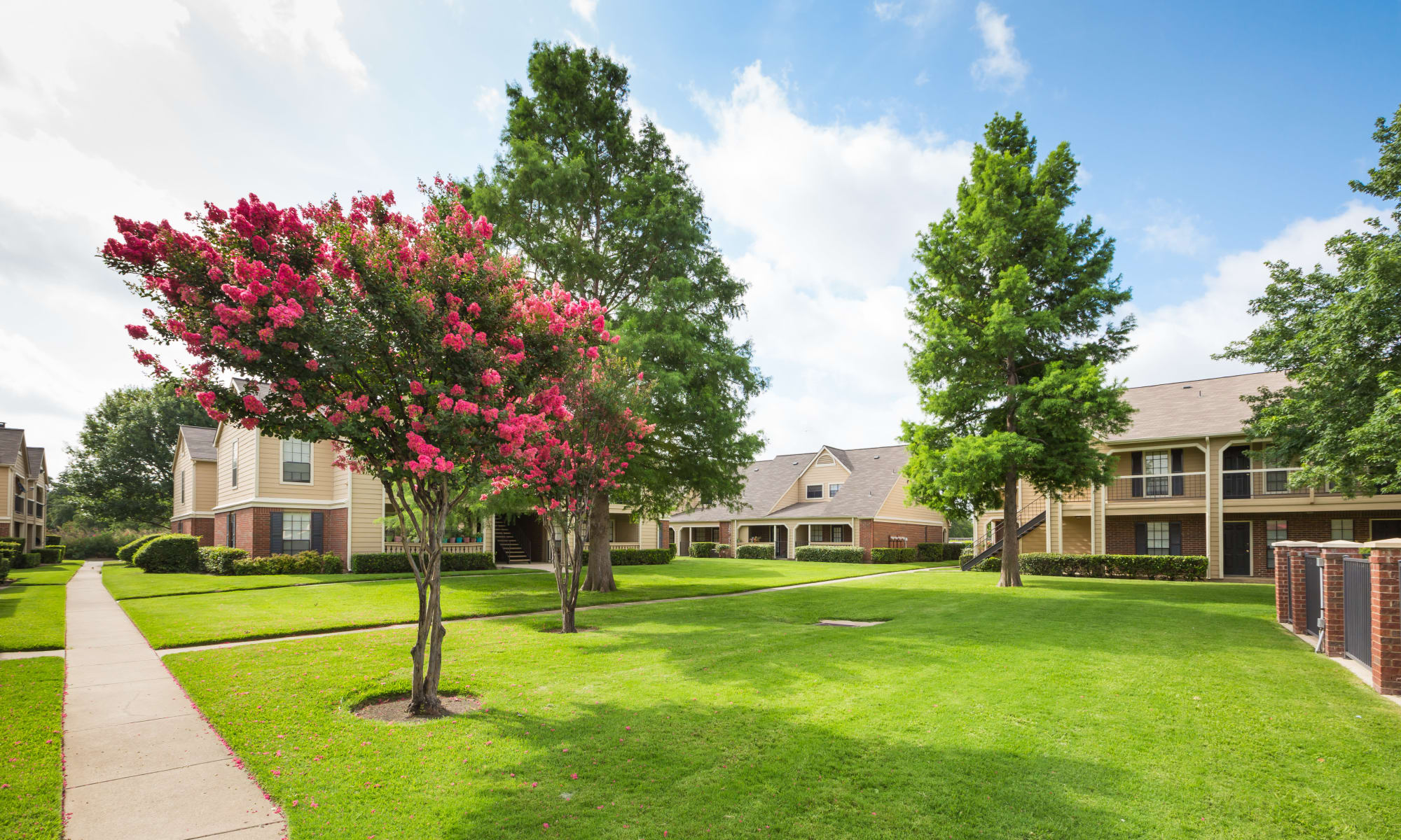 Apartments at The Arbors of Carrollton in Carrollton, Texas