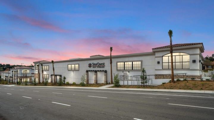 StorQuest Opens Modern Self Storage Facility In Vista, CA