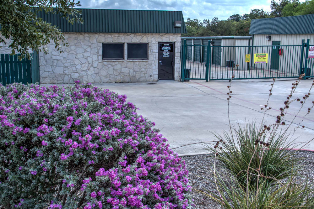 Front Office Exterior for San Antonio, Texas near Lockaway Storage