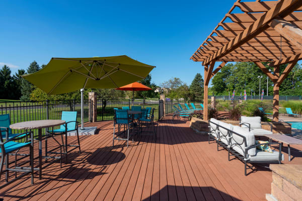 You won't be disappointed with the impressive list of amenities at Hamptons of Cloverlane Apartments in Ypsilanti, MI