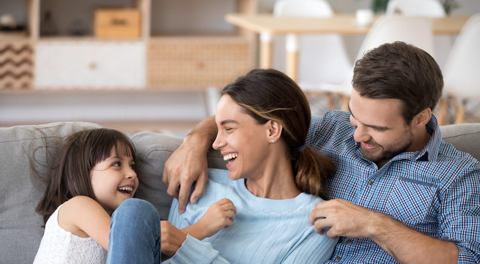 Resident benefits at Bellingham Apartment Homes in Marietta, Georgia