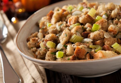 Image of stuffing