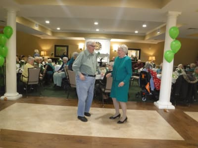 Seniors at Arbour Square of Harleysville