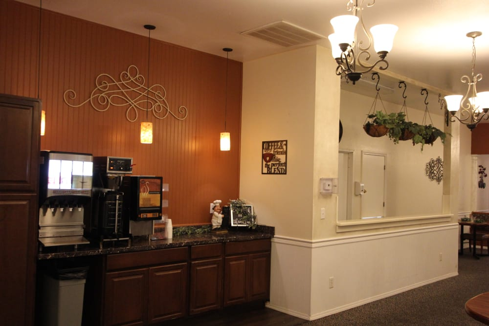 Bistro At The Willows Retirement & Assisted Living in Blackfoot.
