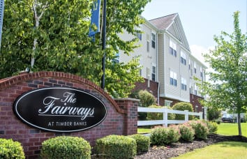 The Fairways at Timber Banks a nearby community of Braeside Apartments