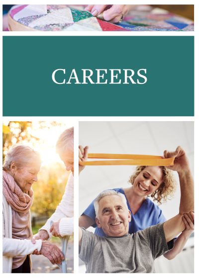 Learn more about career opportunities at Americare Senior Living