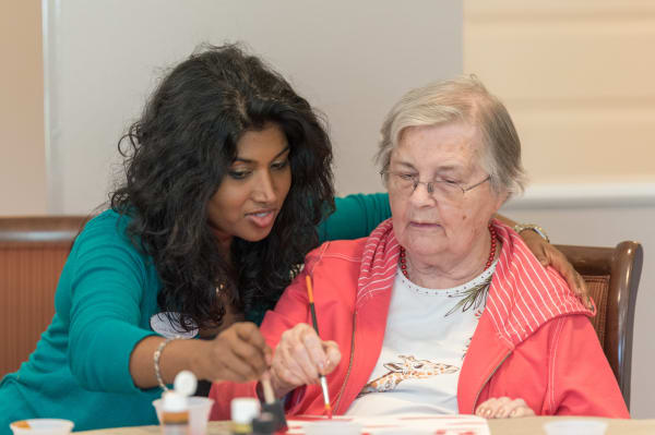Have a career enriching lives at Inspired Living Lewisville in Lewisville, Texas.