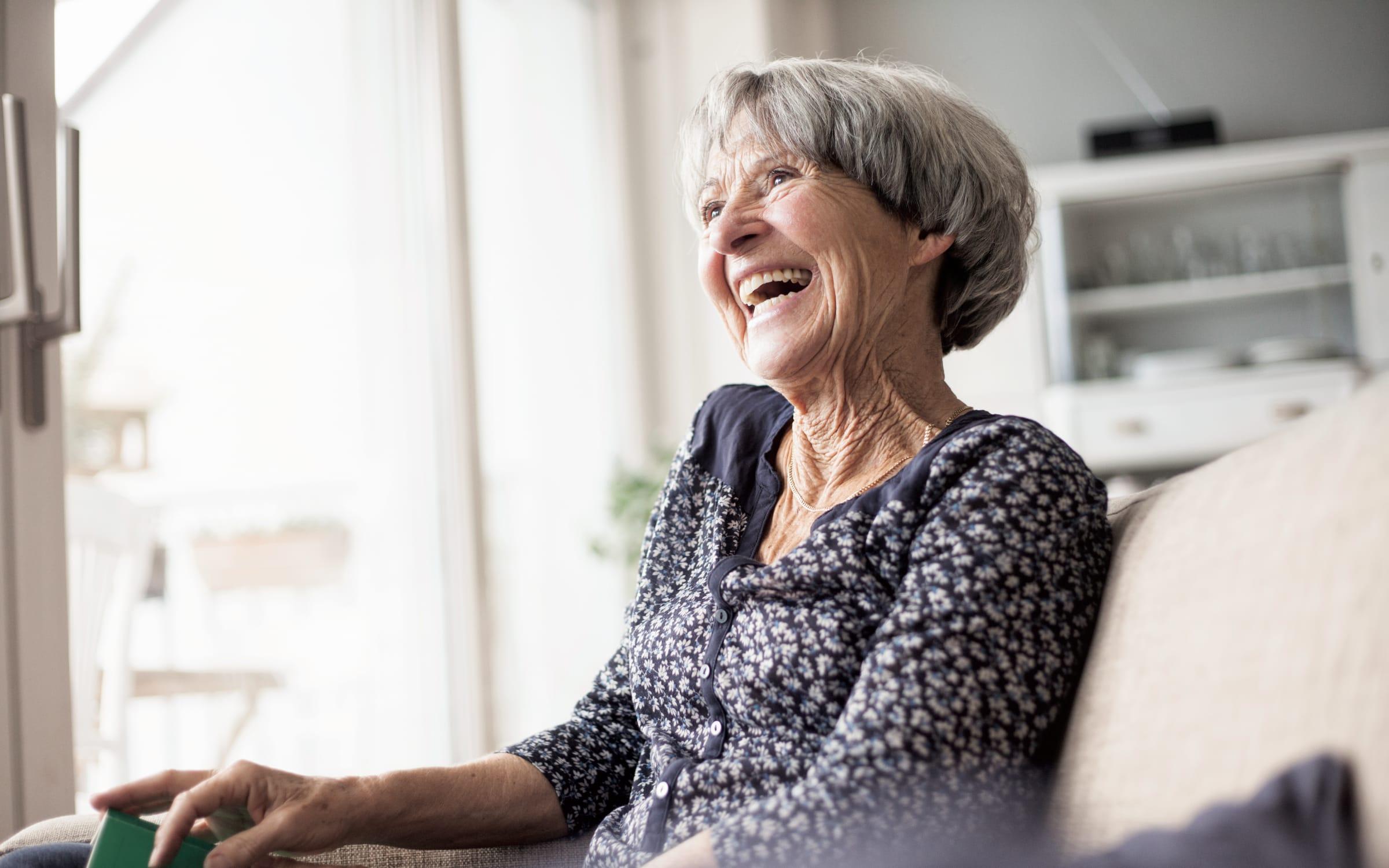 Senior living options at Anthology of Blue Ash in Blue Ash, Ohio