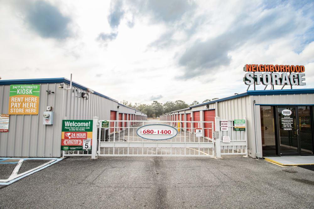 Self Storage Silver Spring Shores Ocala Fl Neighborhood