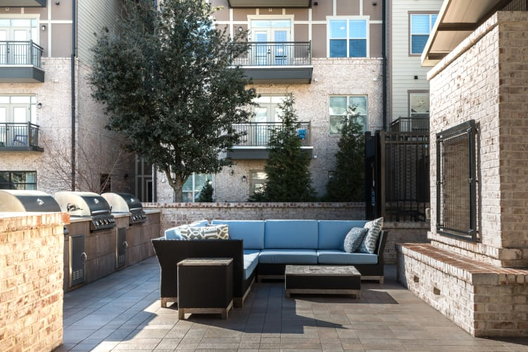 apartments with outdoor space