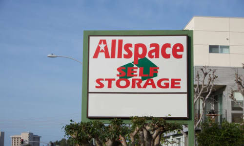 Allspace Self Storage - Costa Mesa