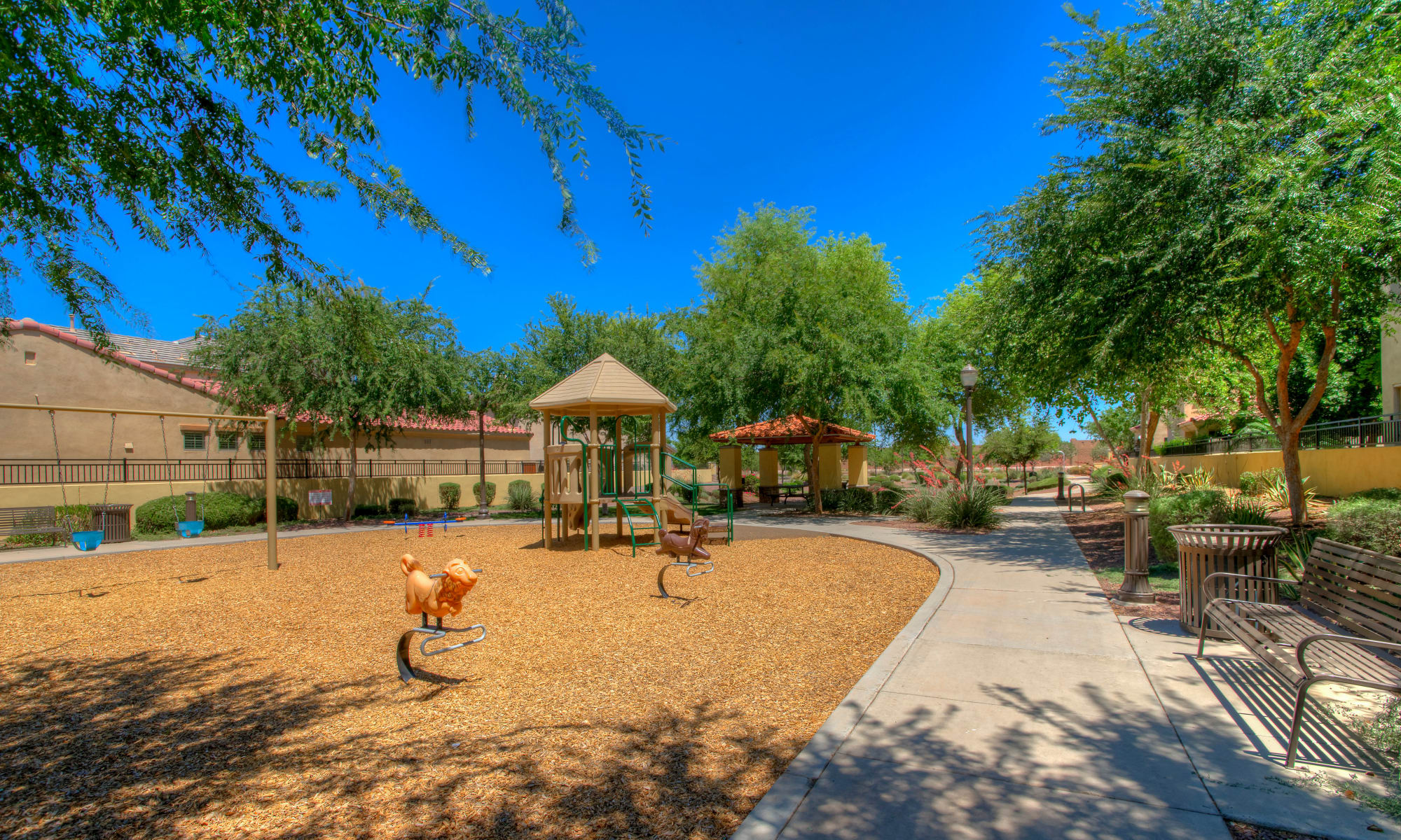 BB Living at Higley Park Townhomes in Gilbert, Arizona