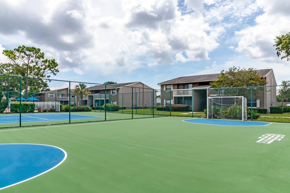 Sport Court at Arbors at Orange Park