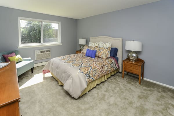Bedroom at Camp Hill Apartment Homes