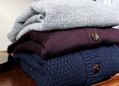 declutter winter gear
