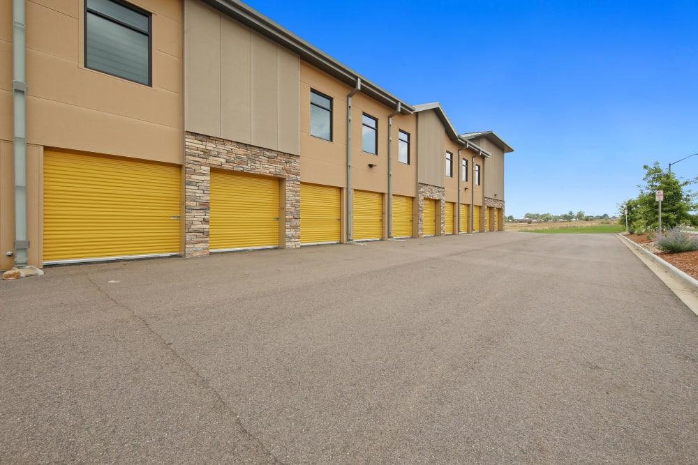 Exterior of Storage Star Ben White in Austin, Texas