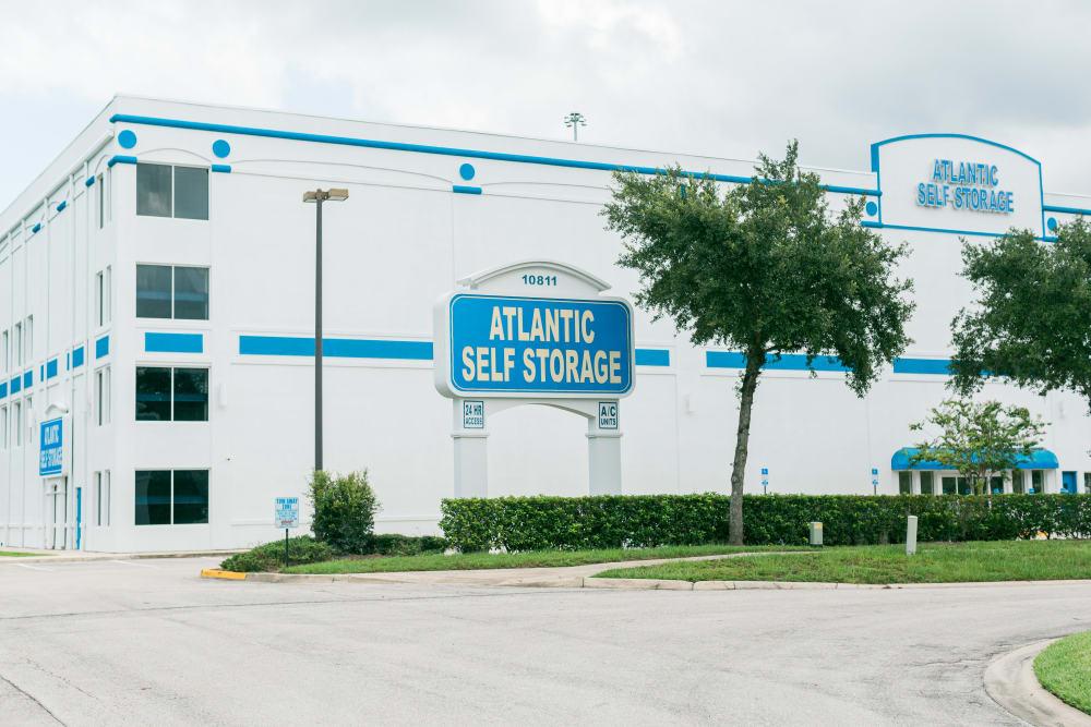Self Storage Facility at Atlantic Self Storage