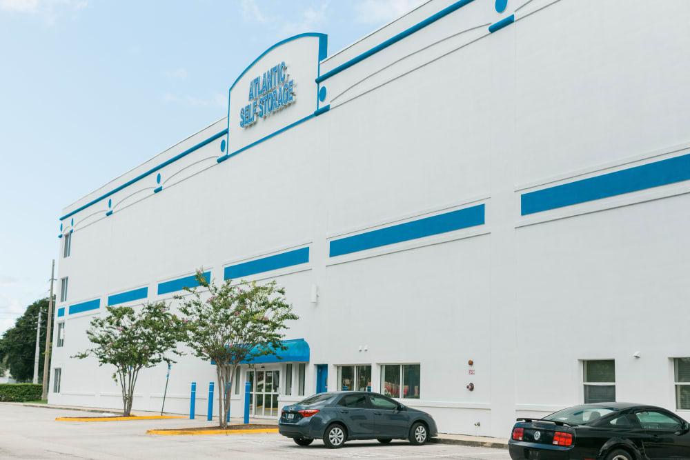 Atlantic Self Storage Facility