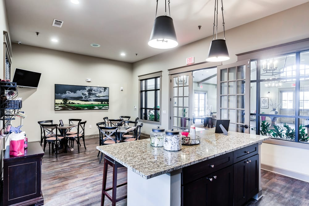 Our Apartments in Overland Park, Kansas offer a Clubhouse