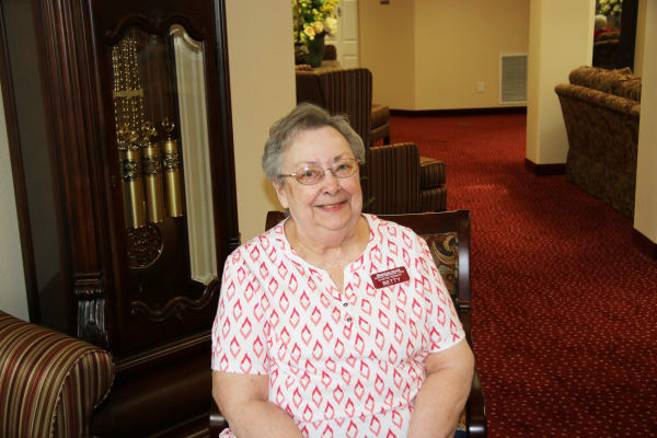 Betty M Chase at Heatherwood Gracious Retirement Living in Tewksbury, Massachusetts