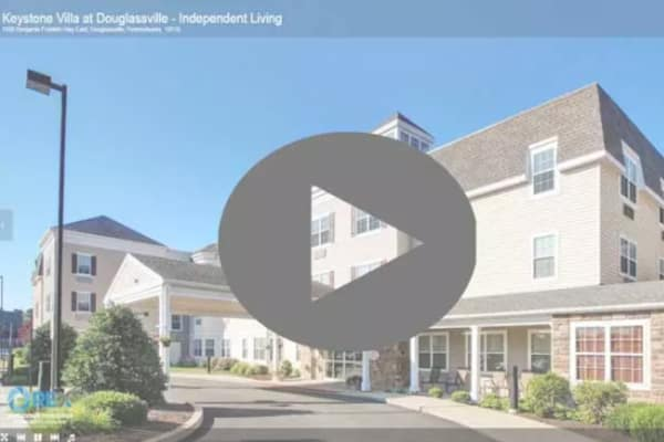 Virtual tour of independent living at Keystone Villa at Douglassville in Douglassville, Pennsylvania