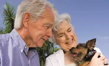 Sumter Senior Living is a pet friendly senior living community in The Villages!