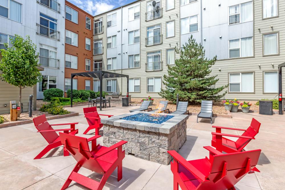 Downtown Denver Apartments For Rent Diamond At Prospect