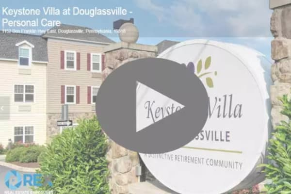 Virtual tour of personal care at Keystone Villa at Douglassville in Douglassville, Pennsylvania