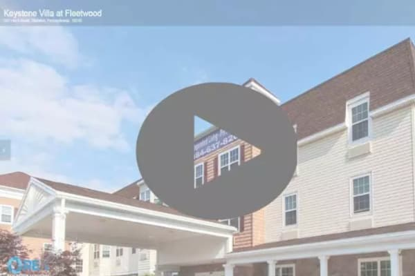 Virtual tour at Keystone Villa at Fleetwood in Blandon, Pennsylvania