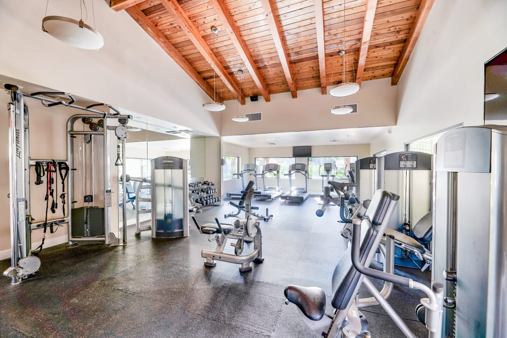 Apartments with a Gym in Phoenix, AZ