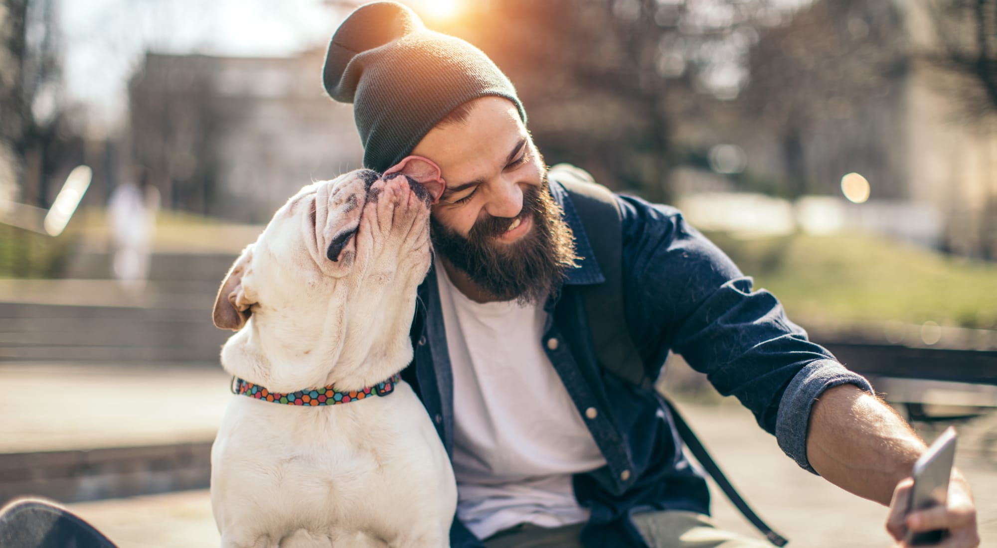 Pet-friendly apartments at Mill Village in Millville, New Jersey