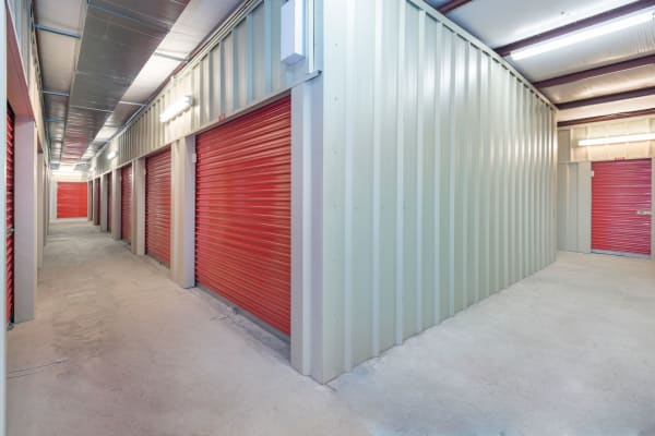 Climate-controlled storage at Razor Box Storage @ Chaffee Crossing in Fort Smith, Arkansas
