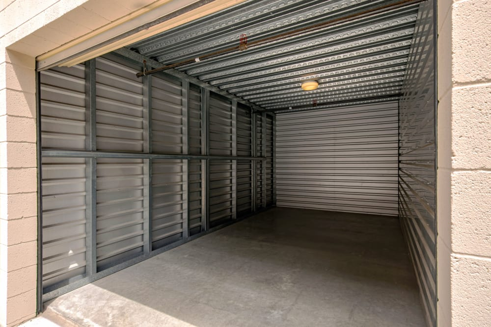 Large drive up units at Smart Self Storage of Solana Beach