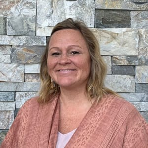 Molly Wulf, Housing Manager at Applewood Pointe of Champlin at Mississippi Crossings in Champlin, Minnesota.