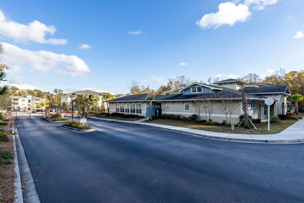 Street view at Ansley Commons Apartment Homes in Ladson, South Carolina