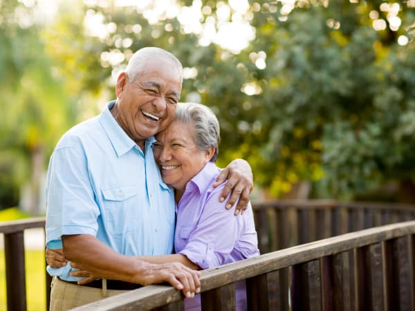 Cardiovascular benefits to patients at Mission Healthcare at Bellevue in Bellevue, Washington.