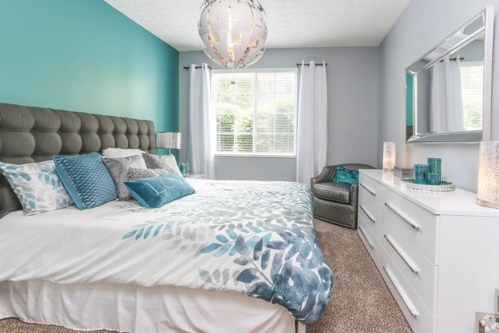 Shadow Ridge offers a Luxury Bedroom in Louisville, Kentucky