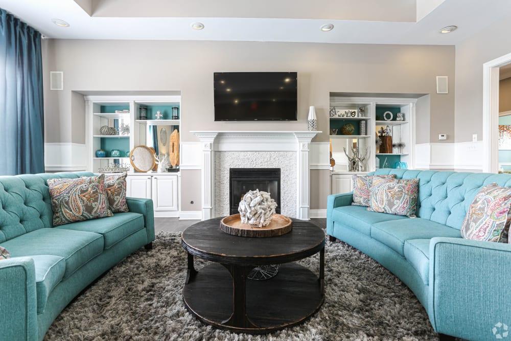 Shadow Ridge offers a Luxury Clubhouse in Louisville, Kentucky